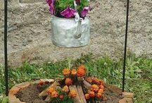 Декор садоводства