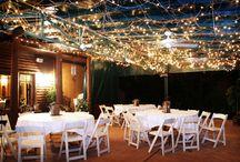 Wedding patios / by Sara Ruiz
