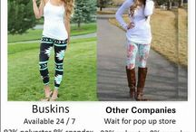 buskins leggings / free shipping to Canada and the us....  sooke.mybuskins.com