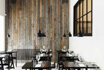 Interiores Restaurante y hoteles