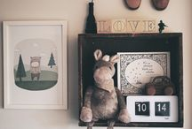 Nursery Shelf Styling Ideas / If you're needing some inspiration to put the finishing touches on your nursery or kids room, check out our shelf styling ideas below! / by Project Nursery | Junior