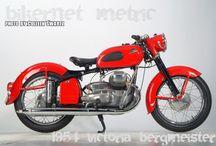 Vintage Motorcycles / by bikerMetric