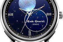 Emile Chouriet Moonphase