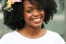 Peinados afro