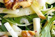 Salade et repas léger