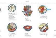 FaLLa - Falafel & hummus / Small Restaurant in Poznan
