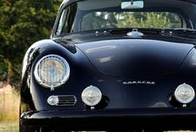 Cars: Porsche / Porsches. Classic and Modern