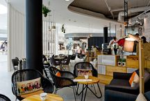 Mlska / Our latest project Mlska is our cuttest restaurant, we simply love it. ♥