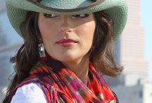moodboard cowgirl