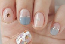 Korean nails | Nail art