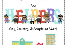 Community Helpers / by Jean Thompson
