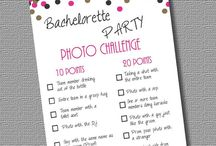 BACHELORETTE PARTY / by Amber Glover