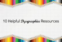 Dysgraphia / Information and resources for people with dysgraphia and their parents and teachers.
