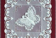 Parchment Craft / Pergamano / Dentelle de papier