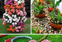 Flower bed creations