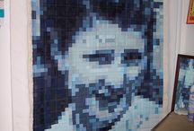 pixel quilts