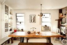 Dining Room / by Emily Eigel
