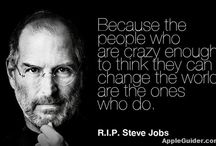 Steve Quotes, Nice :) / Quotations are one of the most powerful legacy, Steve did it very well....