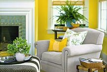 living room colors / by Anne Reynolds