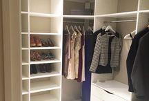 #walkincloset / My new closet