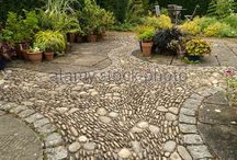 Landscaping materials and ideas