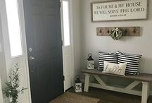 Front entryway ideas