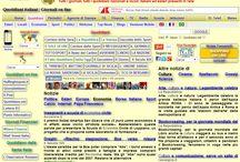 Media e Informazione / tutto ciò che riguarda i media, l'nformazione, internet e la tv