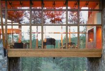Mountain Cabin / by The Glamarazzi