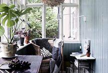 Inspiration - glasverandor, uterum och verandor