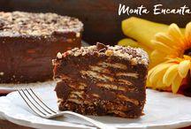 Torts de chocolate cm bolacha