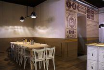 Donde comer en #Vigo por el @Hostalgranvia / Locales que nos gustan, hemos ido, queremos ir o nos han recomendado nuestros clientes y amigos / by Hostal Gran Vía en Vigo