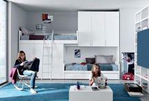 habitacion Nico y Mar