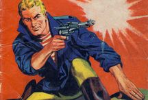 BD/Comics // Flash Gordon