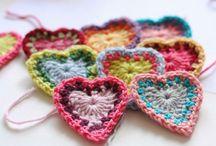 Crochet [Hearts] / Crochet