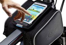 Fahrrad-Taschen / Satteltaschen, Rahmentaschen, Lenkertaschen - nützliche Begleiter beim nächsten Fahrrad-Ausflug.