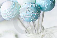 Cake pops, balls :)