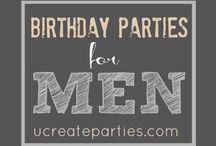 Birthdays / by Tiffany Owings