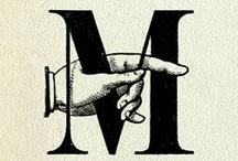 Letter M / by Merrill Hogan