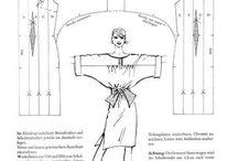творчество / идеи для создания моделей одежды и образов