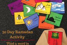 vocabulaire a apprendre durant ramadan