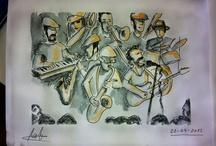 Acuarelas / #acuarelas #watercolors #drawing