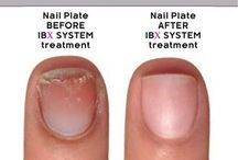 IBX - Nail Healer / Results of the IBX treatment from other nail professionals to show how effective the treatment is
