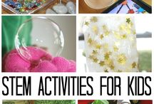 STEM/STEAM activities