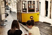 """Lovely Places - Portugal / """"O povo português é, essencialmente, cosmopolita. Nunca um verdadeiro português foi português: foi sempre tudo."""" Fernando Pessoa"""