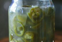 fermenting and pickles