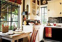 dream kitchen / by Elaine Benson