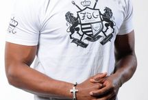 M - ROYAL SHIELD Christian T-Shirt - Polar Ice White / Royal & Fearless! This short sleeve Christian T-Shirt features a crew neckline, printed classic F.O.G. royal shield design at front. Signature logo and crown design at right sleeve and on top back of t-shirt. #FOG Christian T-Shirts # Christian T-Shirts #Christian T-Shirts for Women #Stylish Christian T-Shirts #FOGcollection   / by F.O.G. FAVOR OF GOD