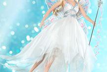 princesas barbie
