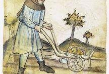 Medieval Wheels