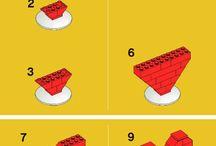 Инструкции к лего